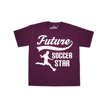 Future Soccer Star Childs Sports Youth T-Shirt