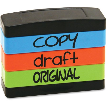stackSTAMP, USS8801, Copy Message Stamp Set, 1 Each