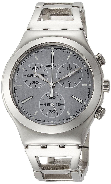 Swatch SILVERLI Unisex Watch YCS112G by Swatch