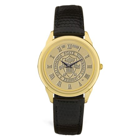 - Fresno State Men's Wristwatch