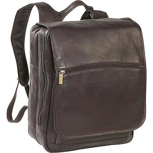 David King & Co. Large Computer Flap Over Backpack