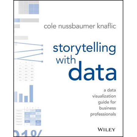 Storytelling with Data : A Data Visualization Guide for Business (Data Visualization Best Practices 2019)