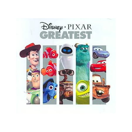 Disney Pixar Greatest Hits (CD)