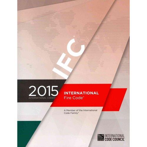 International Fire Code 2015