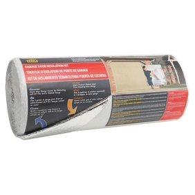 Silvertanium do it yourself garage door insulation kit 10 pc box m d 43157 single garage door insulation kit 40 ft l x 22 in w solutioingenieria Images