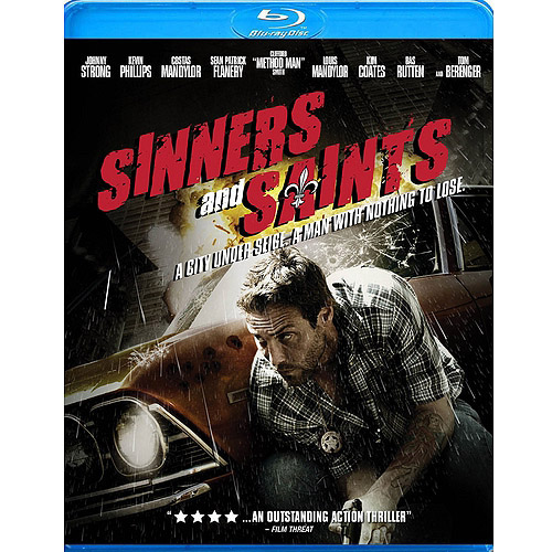 Sinners And Saints (Blu-ray) (Widescreen)