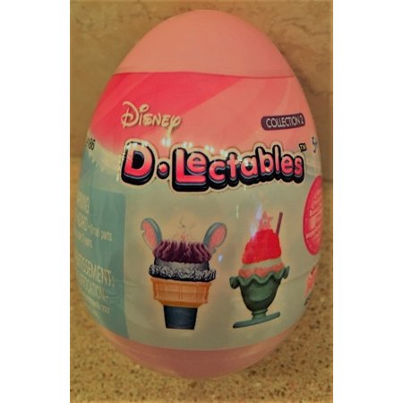Disney D-Lectables Easter 1 Egg Colors will very Collect Them All, Disney D-Lectables Easter Egg By DLectables (Disney Eggs)