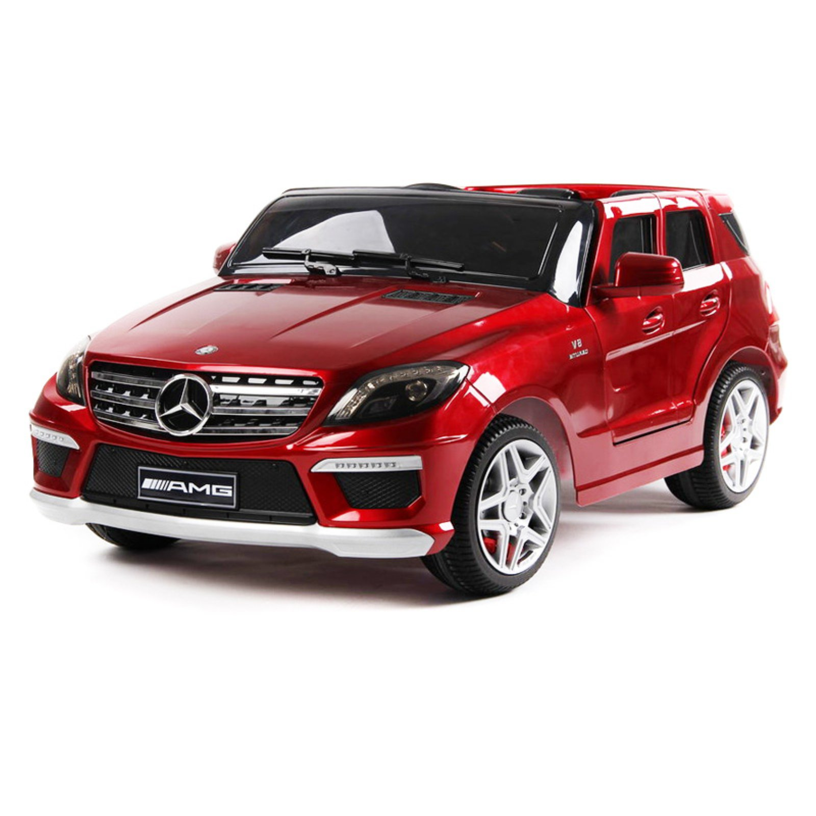 Evezo Mercedes-Benz ML63 AMG Battery Powered Riding Toy