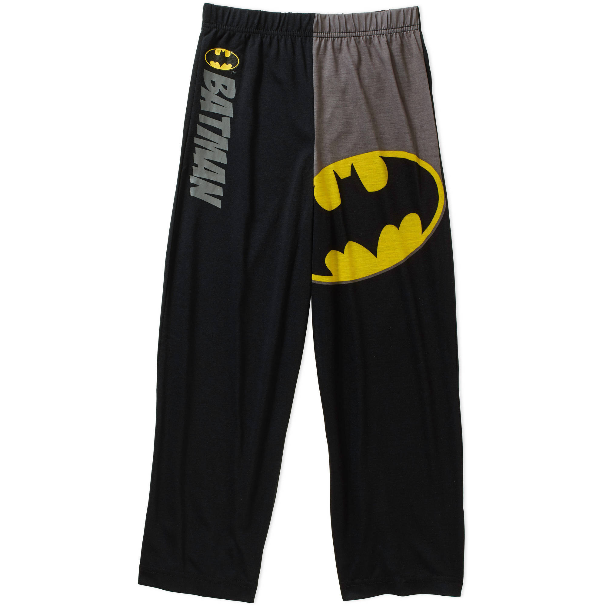 DC Comics Batman Extreme Boys' Jersey Pajama Pants