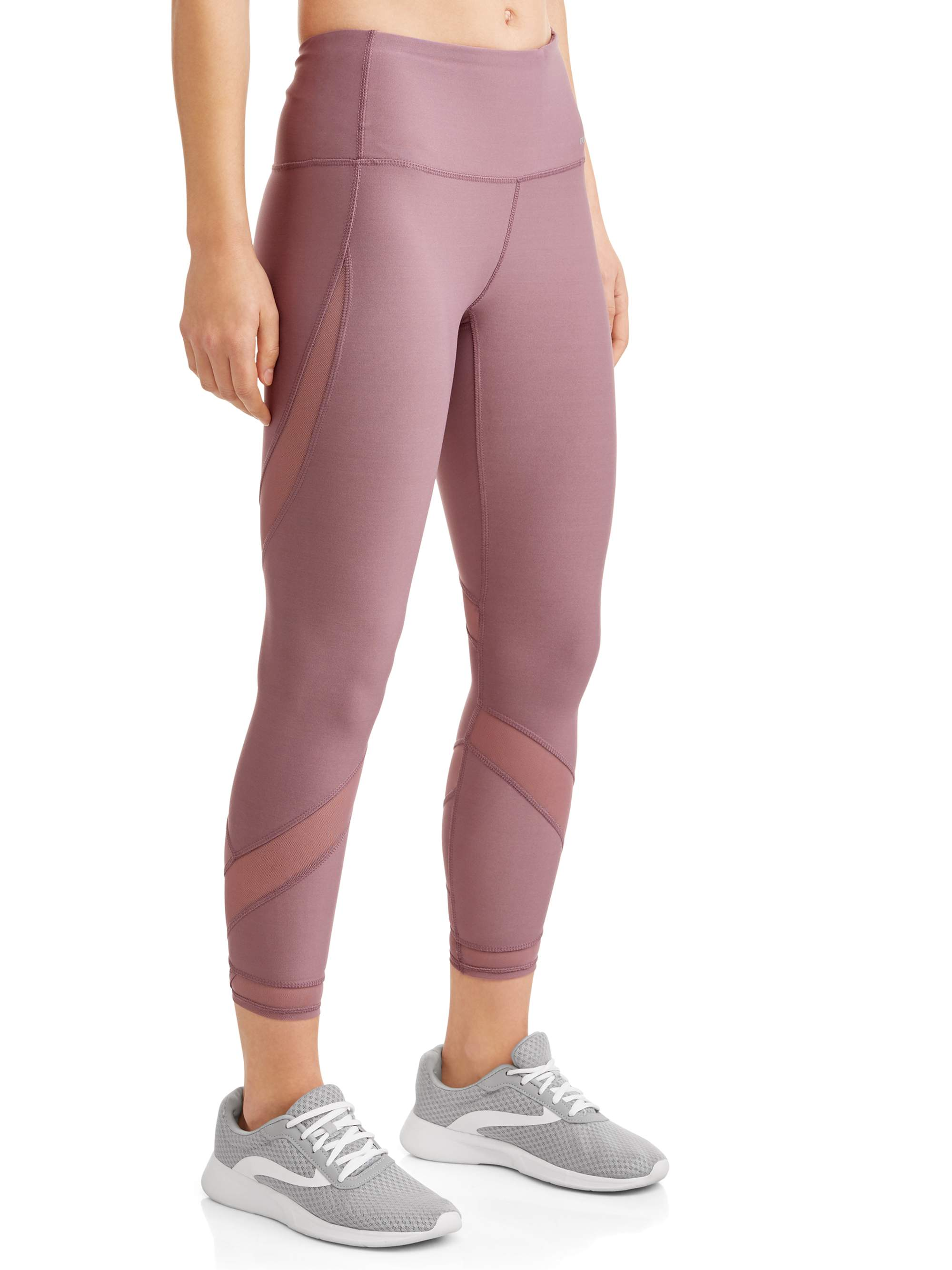 Women's Active 7/8 Ankle Power Mesh Legging