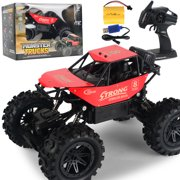 1:12/1:14 Scale RC Car Remote Control Car 4WD High Speed RC Truck All Terrains Electric Toy Off-Road Vehicle for Children Toy Christmas Gift