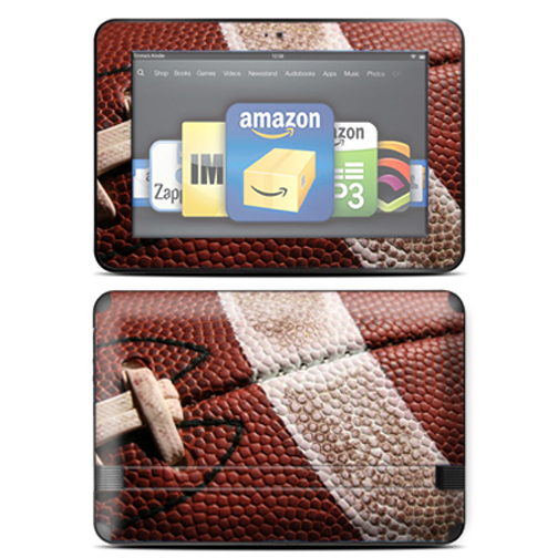 "Mightyskins Protective Skin Decal Cover for Amazon Kindle Fire HD 8.9"" inch Tablet wrap sticker skins Football"