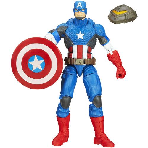 Captain America Marvel Legends Marvel Now! Captain America Figure