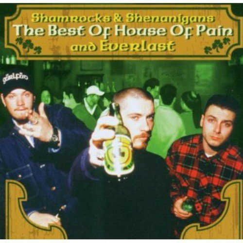 "Full title: Shamrocks & Shenanigans: The Best Of House Of Pain & Everlast.<BR>House Of Pain: Everlast, Danny Boy, DJ Lethal.<BR>Additional personnel includes: Ice-T, Diamond D., Helmet, Pete Rock.<BR>Producers include: DJ Muggs, DJ Lethal, Dante Ross, John Gamble, Helmet.<BR>Compilation producers: Craig DeGraff, Barry ""Rockbarry"" Benson.<BR>Recorded between 1990 & 2000. Includes liner notes by Ben Higa."