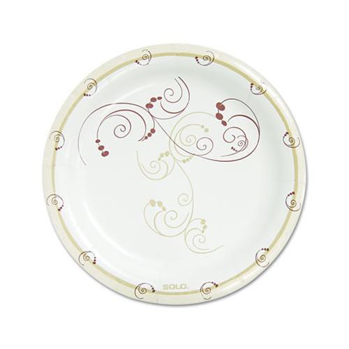 Symphony Paper Dinnerware SLOMP9J8001CT