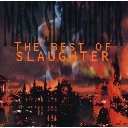 Mass Slaughter (CD)