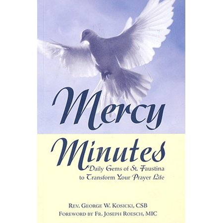 George Kovacs Jewel (Mercy Minutes : Daily Gems of St. Faustina to Transform Your Prayer)