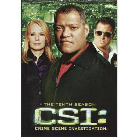 Csi  Crime Scene Investigation   The Tenth Season  Widescreen