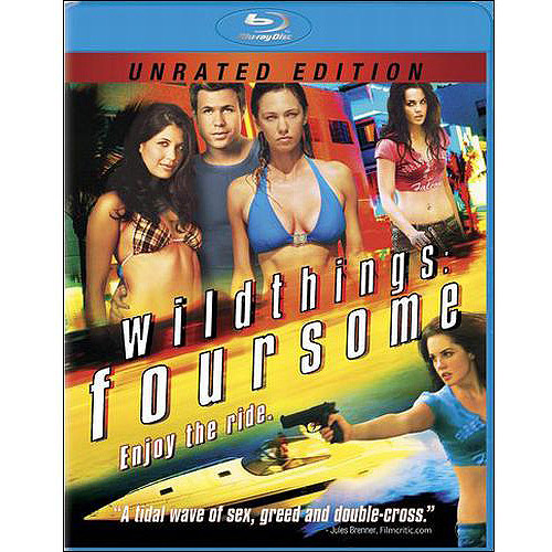 Wild Things: Foursome (Blu-ray) (Widescreen)