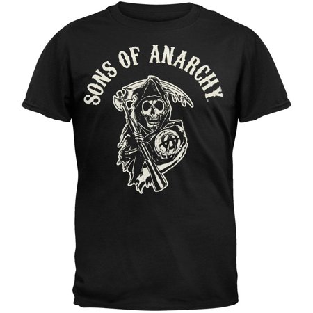 Sons Of Anarchy Patches (Sons of Anarchy - SOA Logo)
