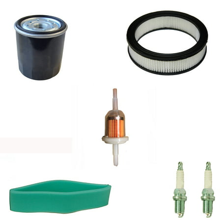 Tune up Maintenance Service Filter Kit For JD 316 318 420 Lawn Garden