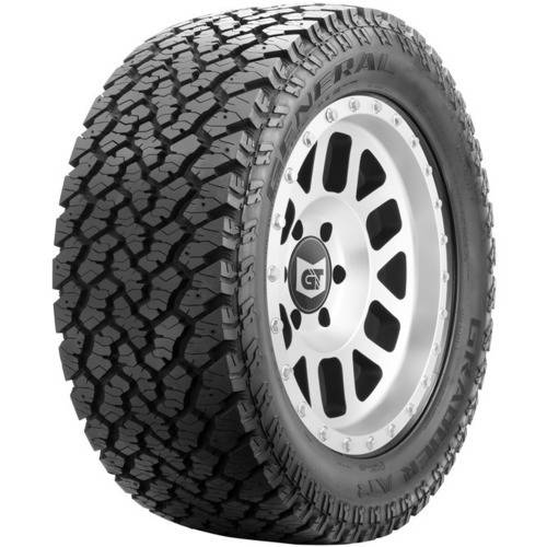 General Grabber AT2 Light Truck and SUV Tire 33X12.50R15 LT 108Q