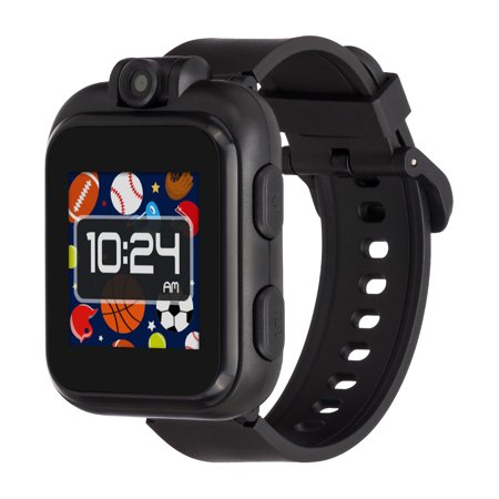 iTouch PlayZoom Kids Smartwatch for Boys - Black ()