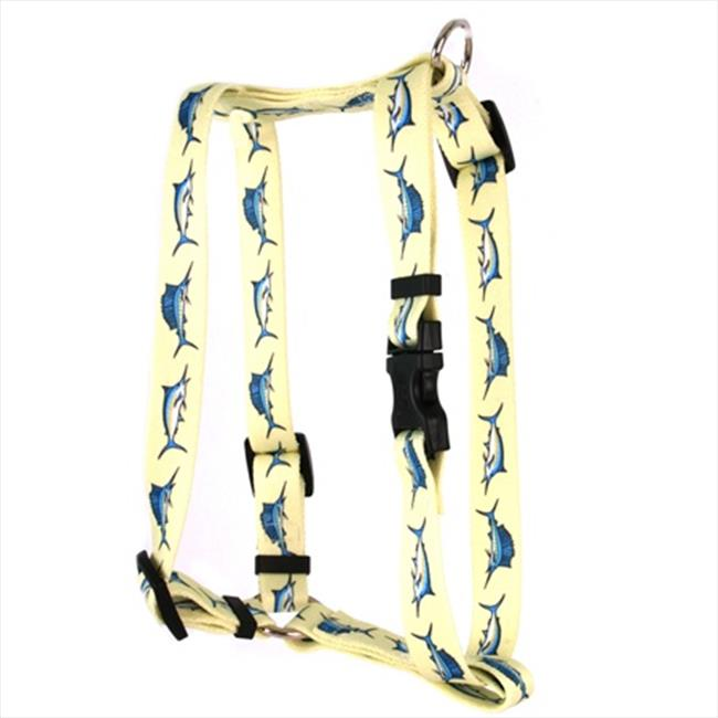 Yellow Dog Design Bill Fish Roman Harness