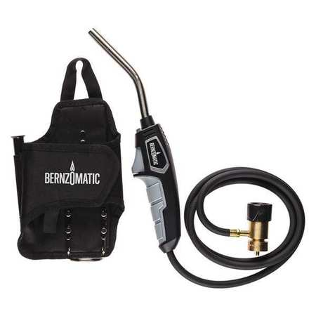 BERNZOMATIC 2880270 Hose Torch Kit, Propane MAPP, 5 Ft Hose by BernzOmatic