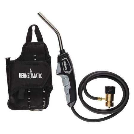 Bernzomatic Propane (BERNZOMATIC 2880270 Hose Torch Kit, Propane/MAPP, 5 Ft Hose)