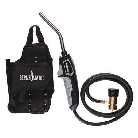 BERNZOMATIC 2880270 Hose Torch Kit, Propane/MAPP, 5 Ft Hose