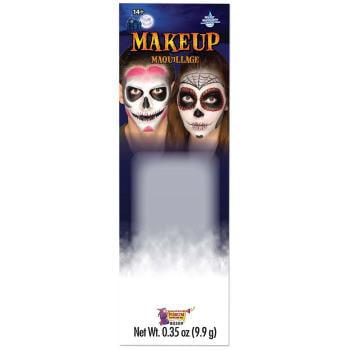 Skull Mouth Makeup (CHARACTER MAKEUP - SKULL)