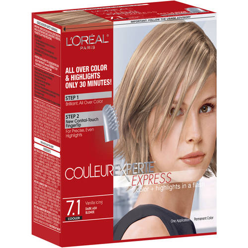 Product Description. Couleur Experte is the only at-home dual-system coloring kit that combines in just one box permanent base color with harmonizing highlights.