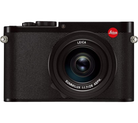 Leica Q (Typ 116) Digital Camera (Black) by Leica