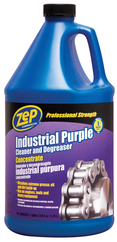 . Zep Commercial Industrial Purple Cleaner  1 gal   Walmart com