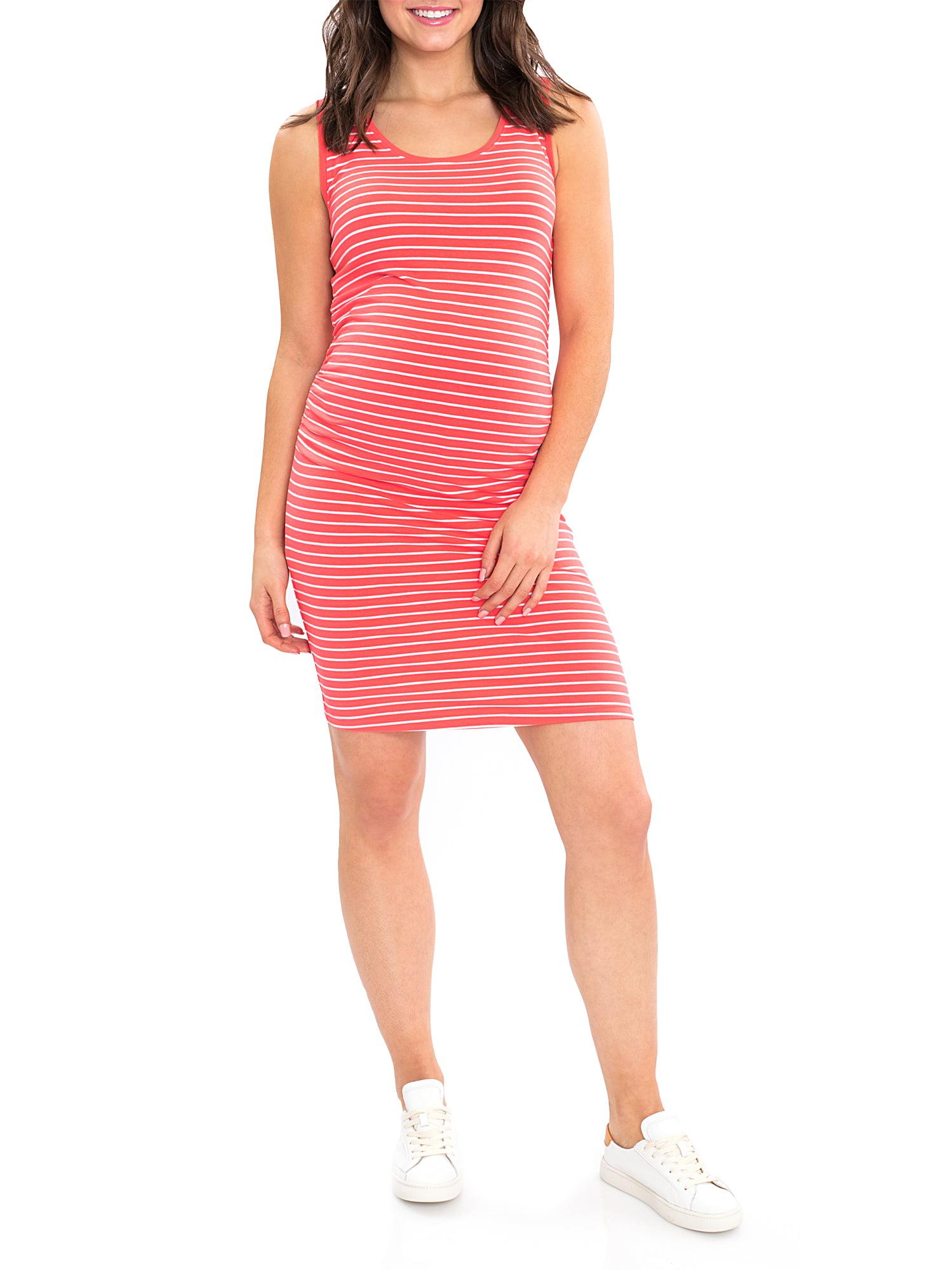 Maternity Tank Top Dress by Garan Mfg. Corp.