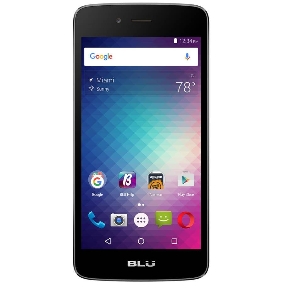 Celular BLU Diamond M D210U desbloqueado Quad-Core Android teléfono GSM - oro + BLU en VeoyCompro.com.co