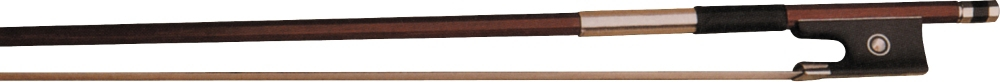 Glaesel GL-2234 4 4 Brazilwood Violin Bow by Glaesel