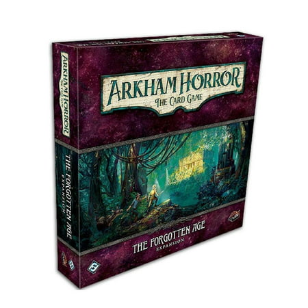 Arkham Horror: The Card Game -The Forgotten Age Deluxe - Halloween Horror Game
