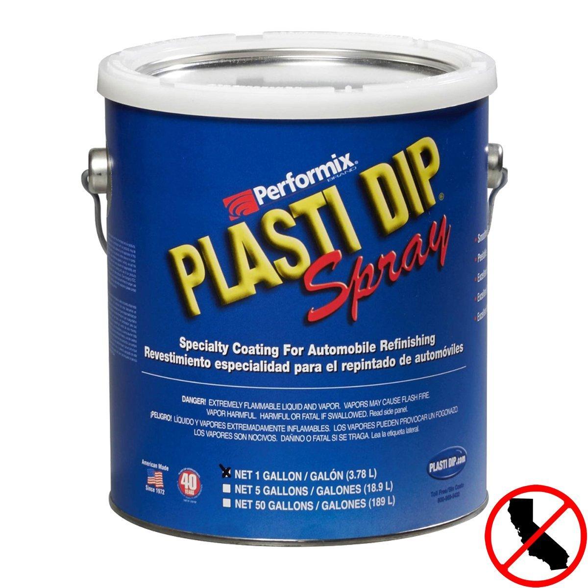 Performix Plasti Dip 10106S Hunter Green Rubber Spray, Gallon