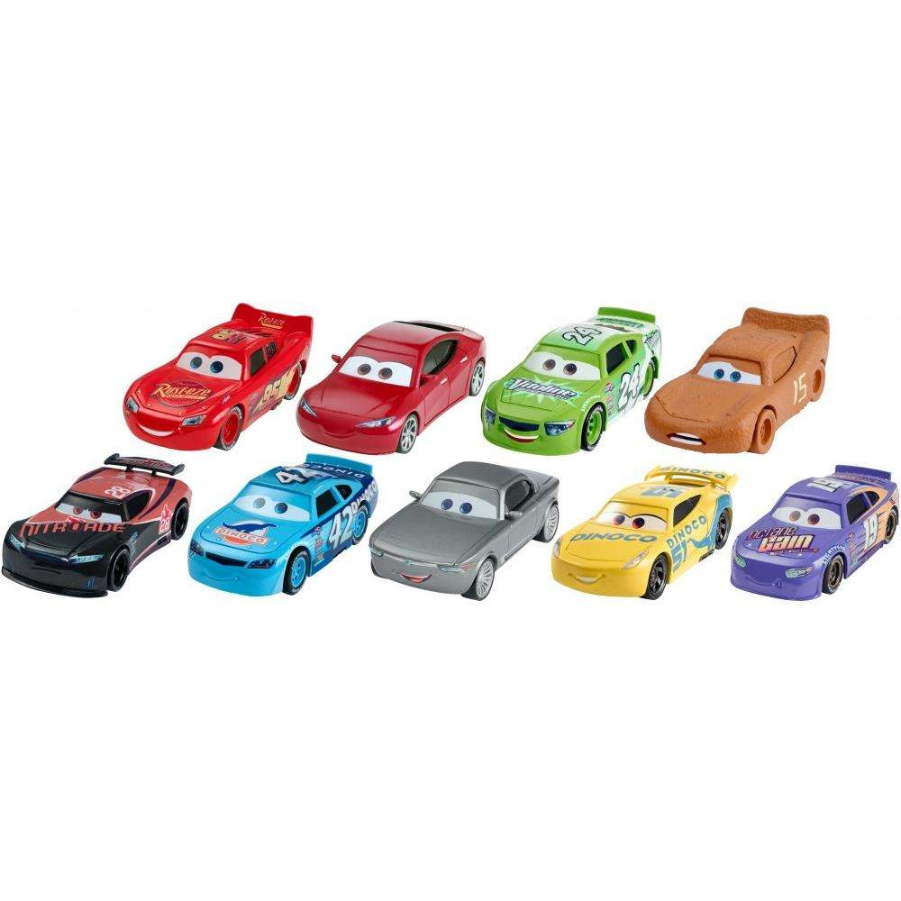 Disney Pixar Cars 3 Die Cast Singles Assortment Walmart Com