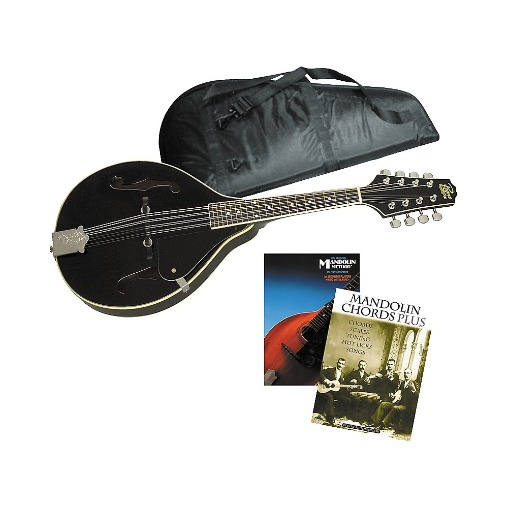 Rogue Learn-the-Mandolin Package Black by Rogue