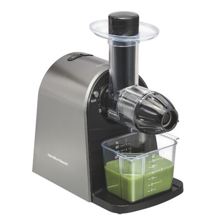 Best Slow Juicer Model : Hamilton Beach Slow Masticating Juicer Model# 67951 - Walmart.com