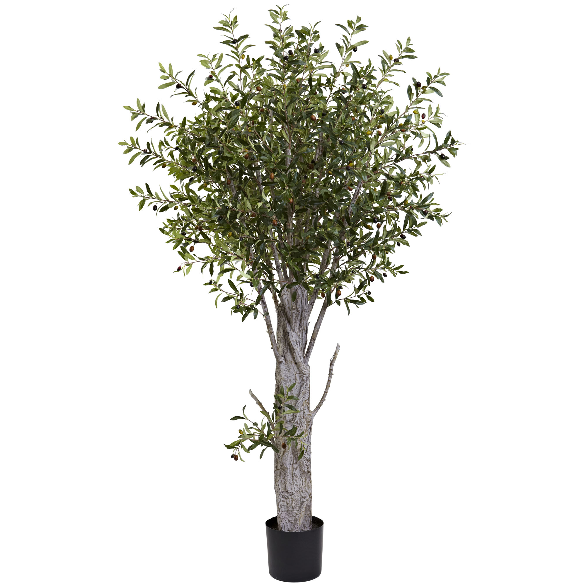 Nearly Natural 6 ft. Olive Tree