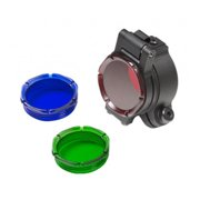 SureFire  Filter Assembly for 1.125in. or 1in. Bezels - Red, Blue, Green, an