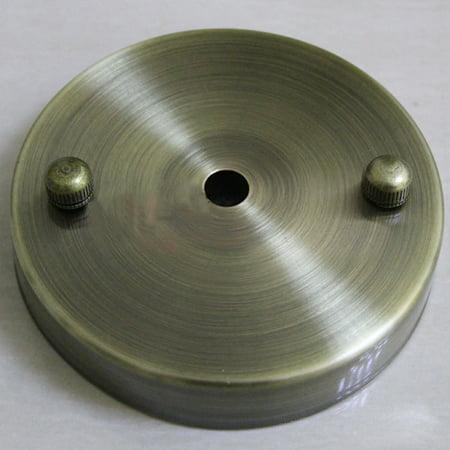 10CM Ceiling Base Plate Round Metal Pendant Light Accessories ()