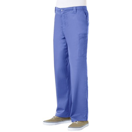 Maevn Uniforms Men's Zip Front Cargo Scrub - Roman Uniforms For Sale