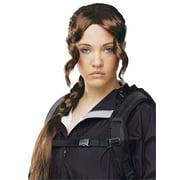 Halloween Adult District Girl Wig
