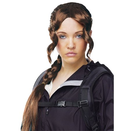Halloween Adult District Girl Wig](District Halloween Lincoln)