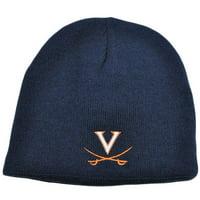 NCAA Zephyr Reversible Women Kid Knit Beanie Nordic Hat Virginia Cavaliers Cavs